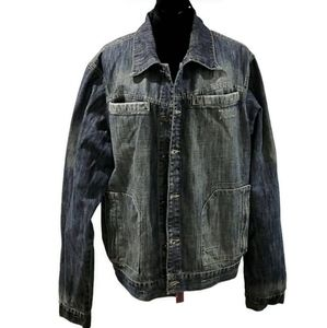 Bigrey Denim Jacket XL